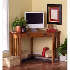 Small Corner Desk With Drawers Small Corner Computer Desk Wood Convenient Small Corner Computer