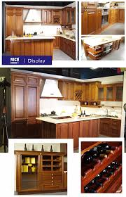 real wood kitchen pantry cabinet nicocabinet american style classic solid wood kitchen cabinet modular kitchen pantry cupboard with island buy kitchen design kitchen cupboard