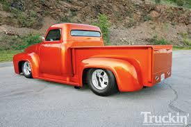 ford 1954 truck 1954 ford f 100 60 year itch truck truckin magazine