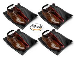 Travel shoe bags 16 quot x12 quot made of strong lustrous