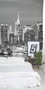 Skyline Wallpaper Bedroom 29 Best City And Skyline Wallpaper Murals Images On Pinterest