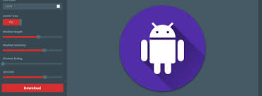 android icon generator material icon generator creates beautiful icons on the fly