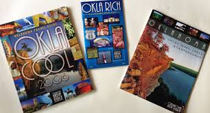 Oklahoma travel books images Oklahoma tourism publications lesly pyle copywriter JPG