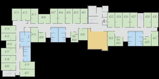 campbell hall floor plans