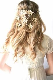 hair for weddings hippie wedding hair fashion dresses