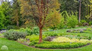 Washington State Botanical Gardens Manito Park And Botanical Gardens