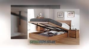 Ottoman Beds Reviews Storage Arran Oak Ottoman Maxresdefault Wooden White Wood