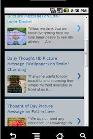 android meaning read daily thoughts with meaning free android app android freeware