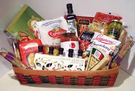 italian food gift baskets the tastes of italy gift basket by county flowers in mi