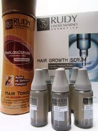 Serum Rudy jual hair growth serum hld tonic ginseng 225ml rudy hadisuwarno rudi