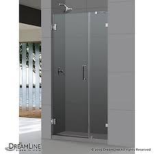 40 Inch Shower Door Dreamline Unidoor 40 Inch X 72 Inch Frameless Pivot Shower