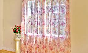 curtains ravishing pink sheer eyelet curtains notable pink sheer