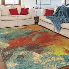 orian rugs impressions multi colour area rug