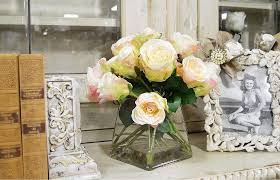 Shabby Chic Flower Arrangement by Beautiful Shabby Chic Furniture U0026 Decor Ideas Overstock Com