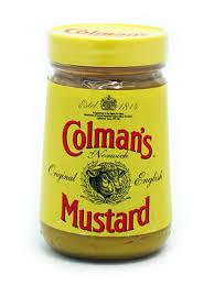 coleman s mustard colman s mustard 170g