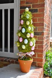 easter egg tree easter egg topiary tree creativeleecrafted