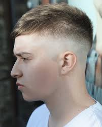 black people short hair cut with part down the middle 20 very short haircuts for men