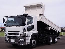 mitsubishi trucks 2015 mitsubishi dump truck u2013 miva import export trini cars for sale