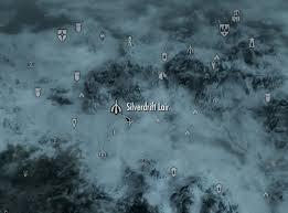 Skyrim Quality World Map by