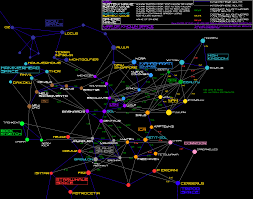 Map Of Universe Rachel U0027s Pages Map Of Known Space