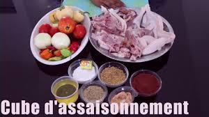 la bonne cuisine ivoirienne sauce