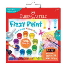 faber castell do art fizzy paint mix u0026 make colors
