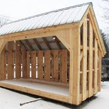 Free Firewood Storage Shed Plans by Best 25 Firewood Storage Ideas On Pinterest Wood Storage