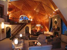 sale home interior 5 great reasons to build a geodesic dome home big ceilings