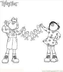 chibi cbeebies colouring pages november 2017