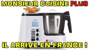 conseils cuisine monsieur cuisine plus lidl silvercrest arrive en le mes