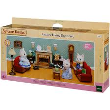 Calico Critters Living Room by Amazones Calico Critters Deluxe Living Room Set Juguetes Y