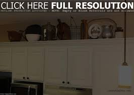 Kitchen Decorations For Above Cabinets Kitchen Decorations For Above Cabinets Kitchen Decoration Ideas