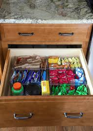 how to organize kitchen cabinets with food how to use kitchen cabinets as a pantry the homes i made