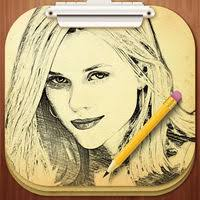 pencil photo editor photo sketch doodle effects on the app store