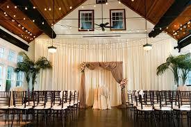 indoor wedding arch wedding photography setup