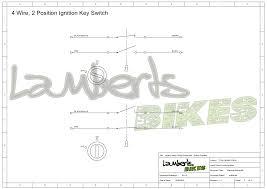 ignition switch lamberts bikes