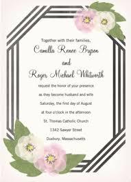 wedding invitations hallmark hallmark wedding invitations purplemoon co
