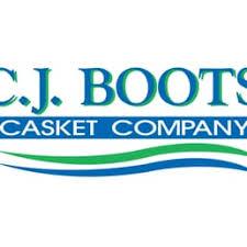 casket companies cj boots casket company funeral services cemeteries 516