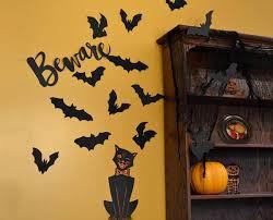 Halloween Decorations Indoor Flying Bats Halloween Decorations Indoor Outdoor Waterproof