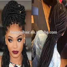 natural crochet hair 18 natural soft hair synthetic dreads hair dreadlocks crochet