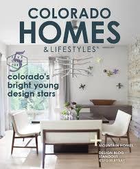 Colorado Homes And Lifestyles Colorados Home Design Authority - Colorado home design