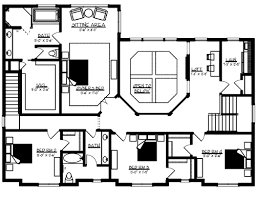 bradford floor plan the bradford 1894 4 bedrooms and 3 baths the house designers