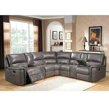 Light Grey Sectional Couch Sectional Grey Leather Sofa Canada Divani Casa Chrysanthemum
