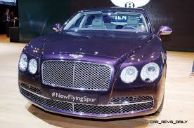 bentley chrome 2015 bentley flying spur v8 debuts in moscow 53 high res photos