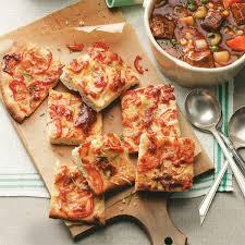 tomato herb focaccia recipe taste of home