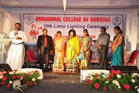 annammal college of nursing in kuzhithurai nursing courses in