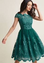 lace dresses green lace dresses modcloth