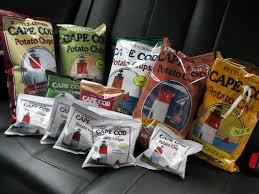 cape cod potato chips tasting god
