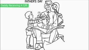 top 20 free printable fathers day coloring pages youtube