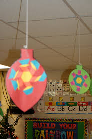 christmas ornaments for the classroom teaching happily ever after